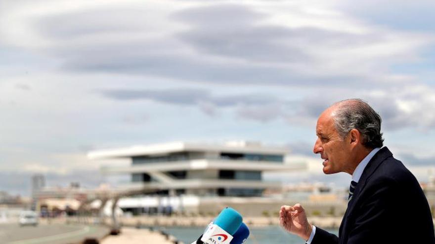 La Abogacía de la Generalitat presenta una acusación contra Camps por el circuito de F1