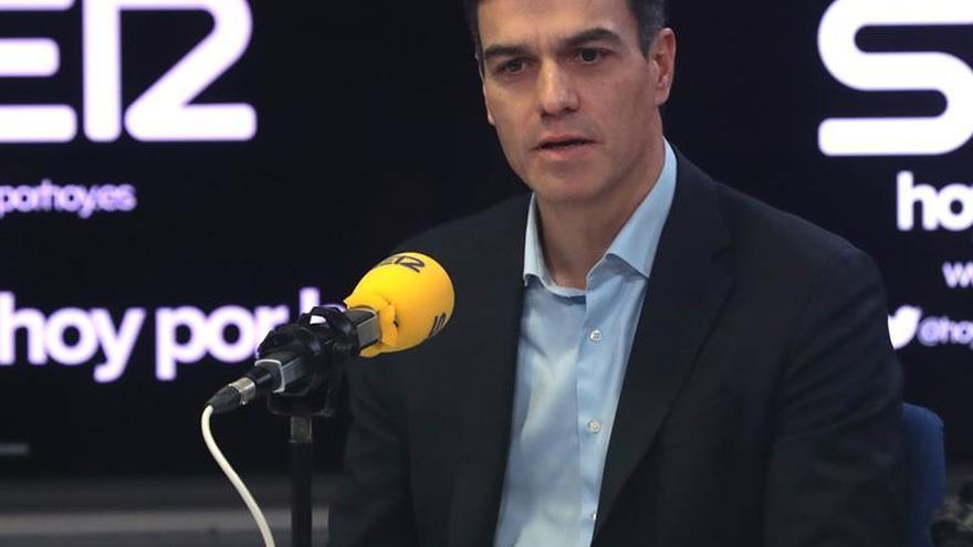 Sánchez a Rajoy:No eres un gran partido en España siendo anécdota en Cataluña