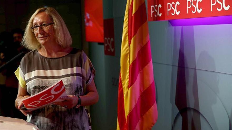 """El PSC pide """"no secuestrar la democracia"""" y dar voz a la militancia del PSOE"""