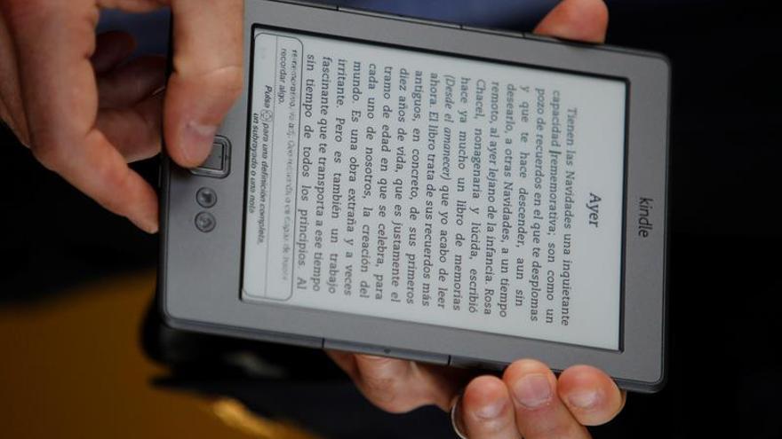 La UE da luz verde a aplicar el tipo reducido del IVA a los libros electrónicos