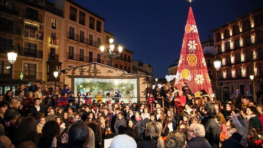 Belén de la Plaza de Zocodover de Toledo
