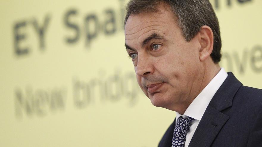 """Zapatero dice que la formación de Gobierno """"debe exigir sacrificios por parte de todos"""", no sólo del PSOE"""