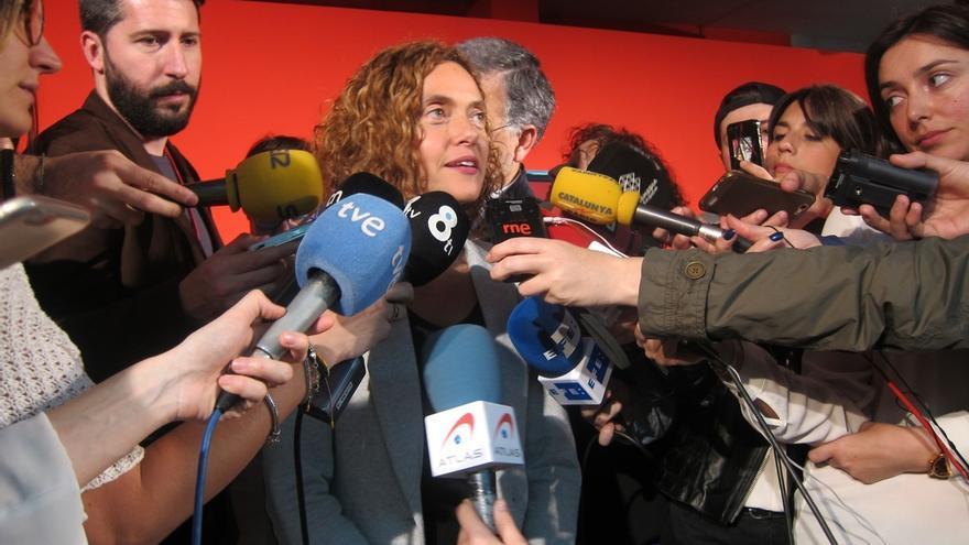 Batet anuncia que Germán Rodríguez no repetirá como jefe de campaña del PSC