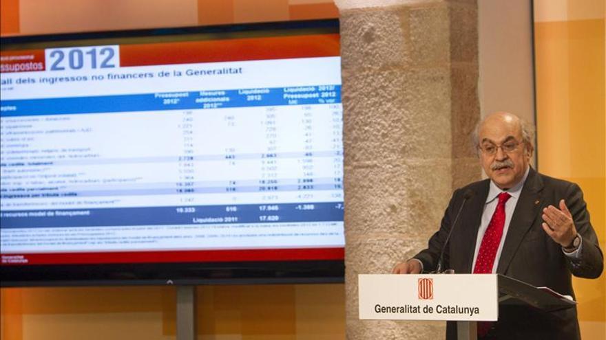 Cataluña achaca el retraso en el pago a los hospitales a la demora del Fondo de Liquidez