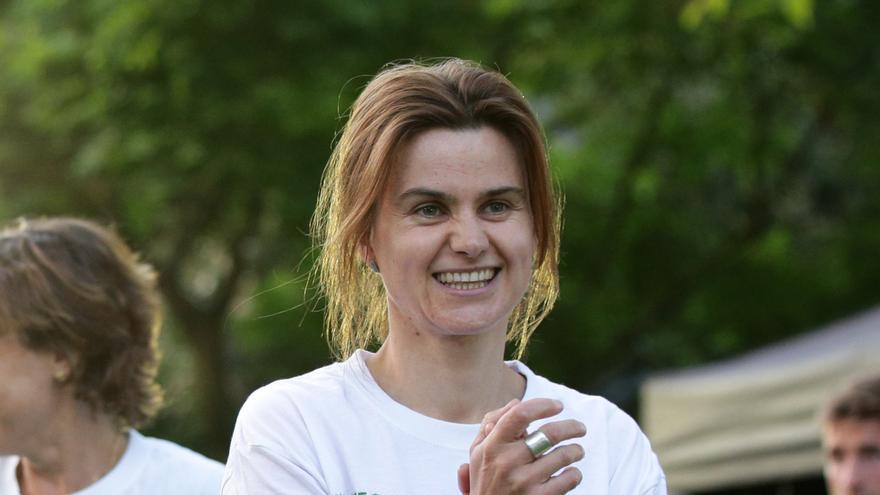 La diputada laborista Jo Fox, que fue asesinada este jueves, en una imagen del 6 de junio.