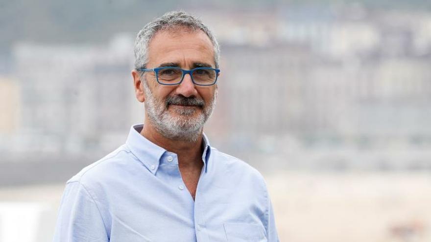 El realizador Javier Fresser.