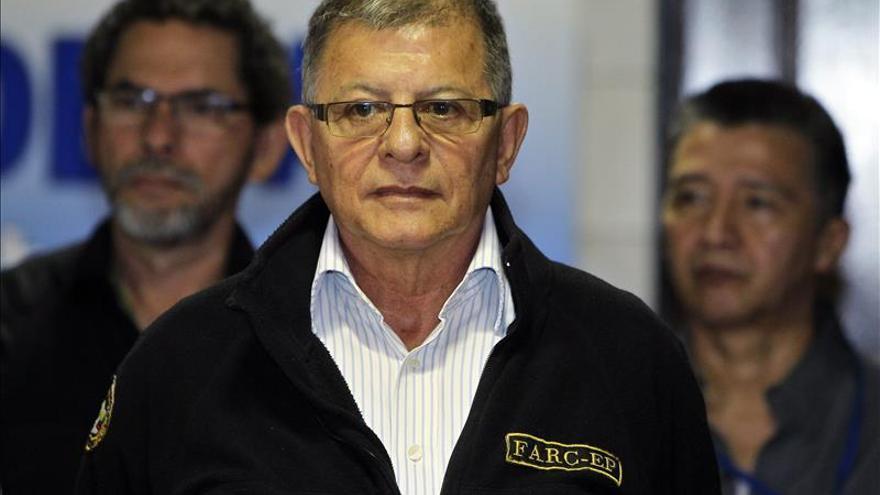 """Las FARC denuncian el """"abandono"""" de los guerrilleros presos en las cárceles de Colombia"""