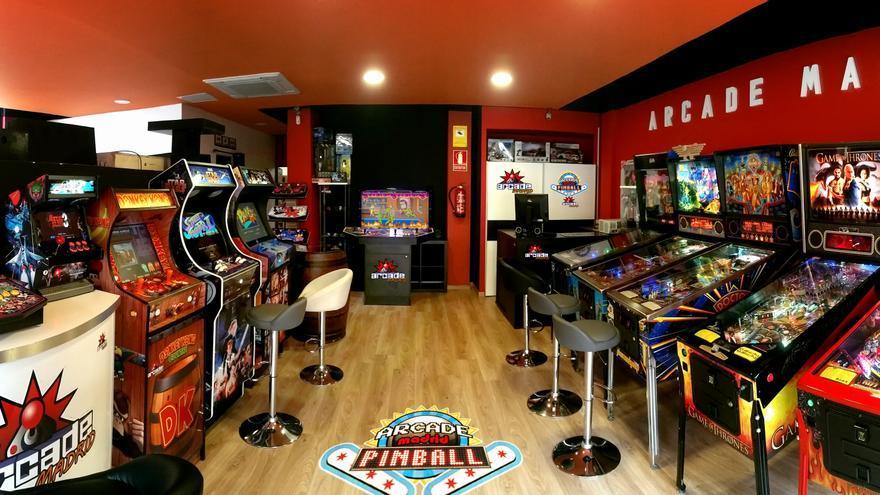 Arcade Madrid es una empresa situada en Alcalá de Henares