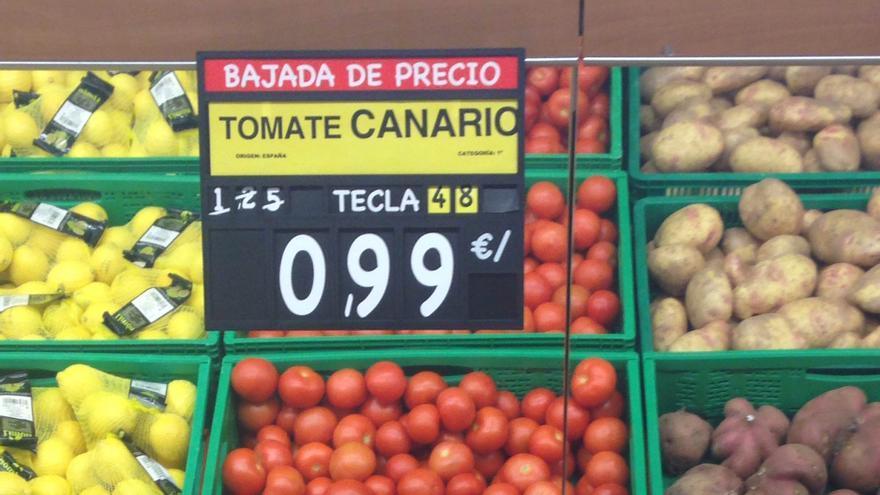 Tomate Canario en oferta