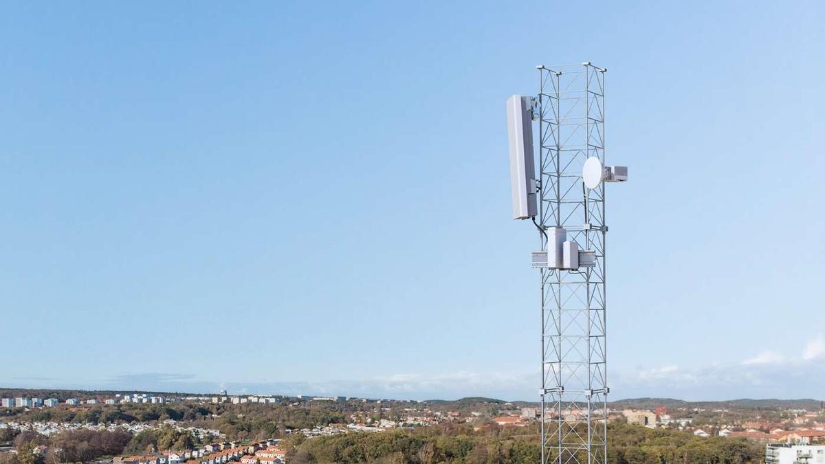 Sistema de Red de Acceso de Radio 5G de Ericsson
