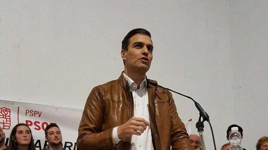Más de 350 militantes de Juventudes Socialistas firman un manifiesto de apoyo a Pedro Sánchez de cara a las primarias