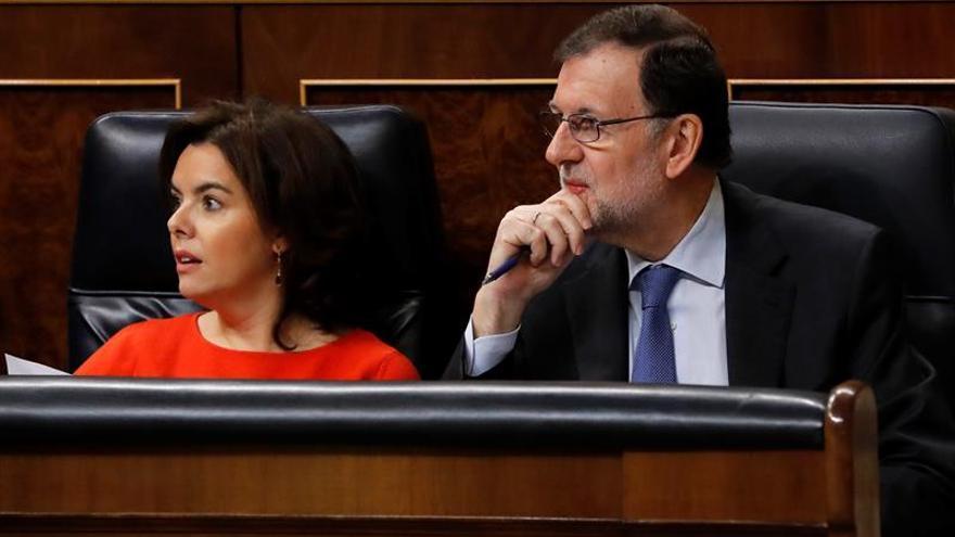 Rajoy y Trump se comprometen a preservar la relación bilateral y transatlántica