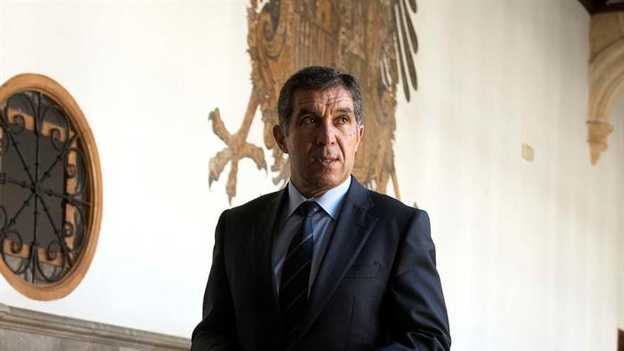 """El presidente del TSJA: """"Todos los jueces merecen confianza y respeto"""""""