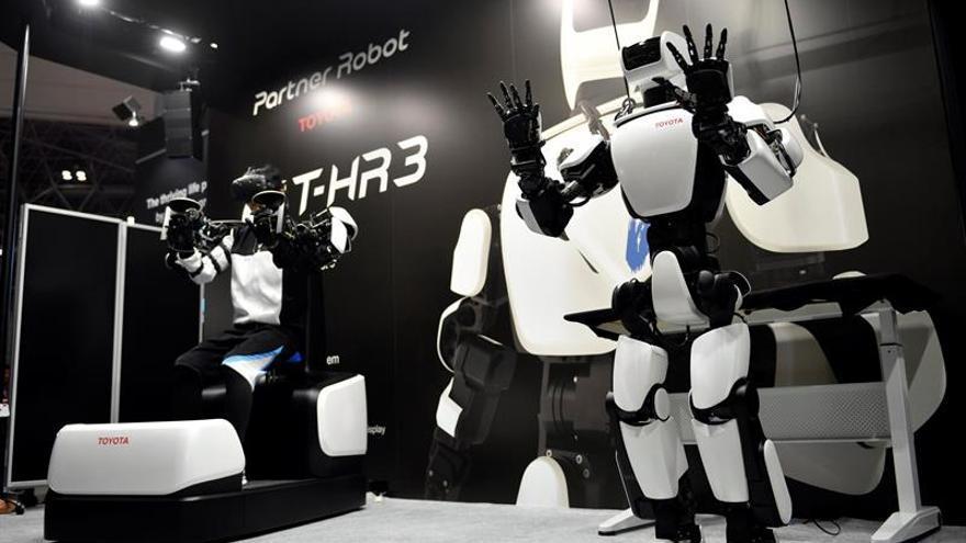 Los robots para suplir carencias afectivas continúan su expansión