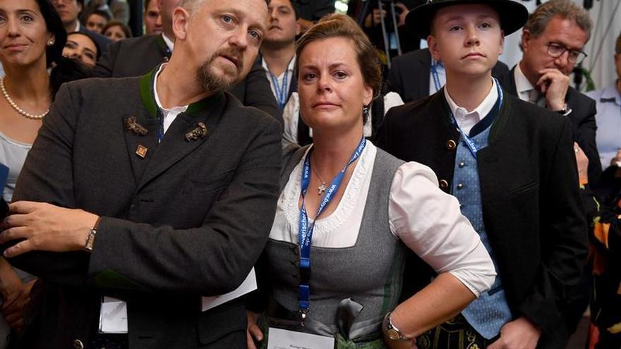 Baviera da otro golpe a los aliados de Merkel y relanza a los Verdes
