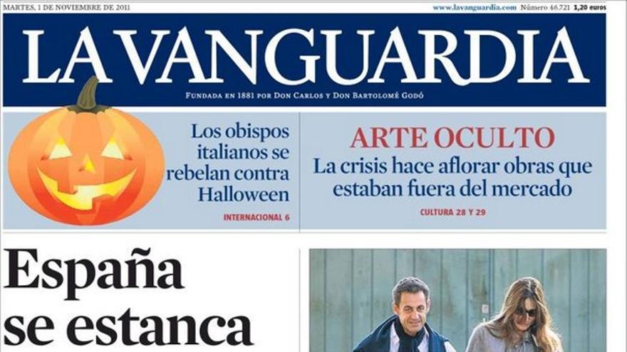 De las portadas del día (1/11/2011) #11