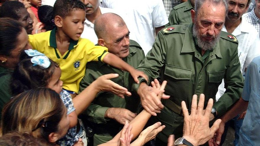 Fidel Castro, el líder revolucionario que puso a Cuba bajo el foco del mundo