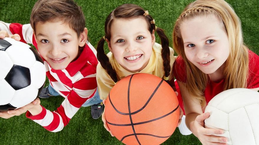 Diputación de Gipuzkoa pone en marcha la campaña Eskola Kirola sobre deporte escolar