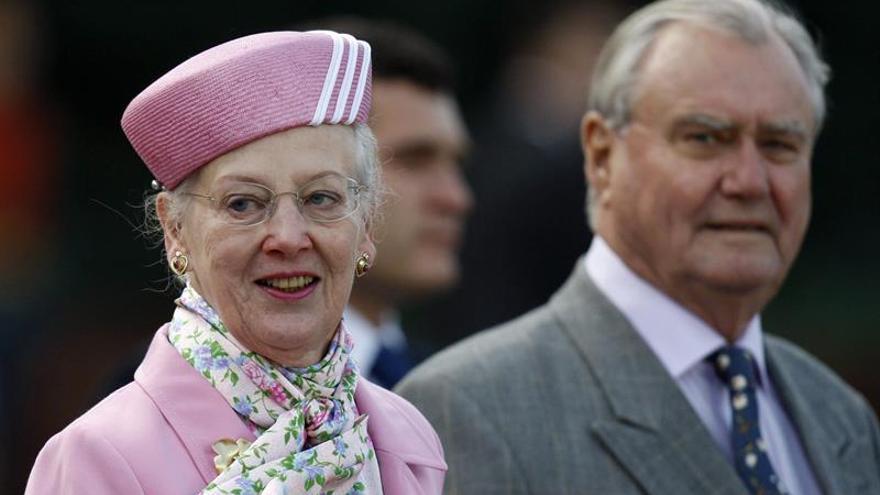 El príncipe Enrique de Dinamarca, esposo de la reina Margarita, tiene demencia