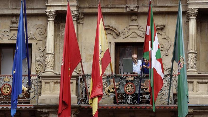 UPN lleva al Congreso el debate de las banderas tras la ikurriña de Pamplona