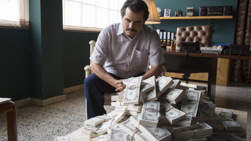Narcos, vida y obra de Pablo Escobar