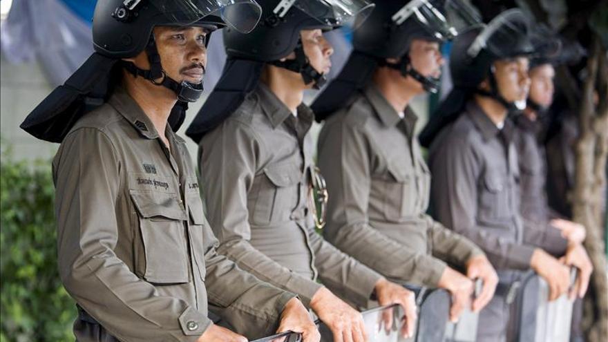 Ascienden a cinco los militares muertos en un atentado en el sur de Tailandia