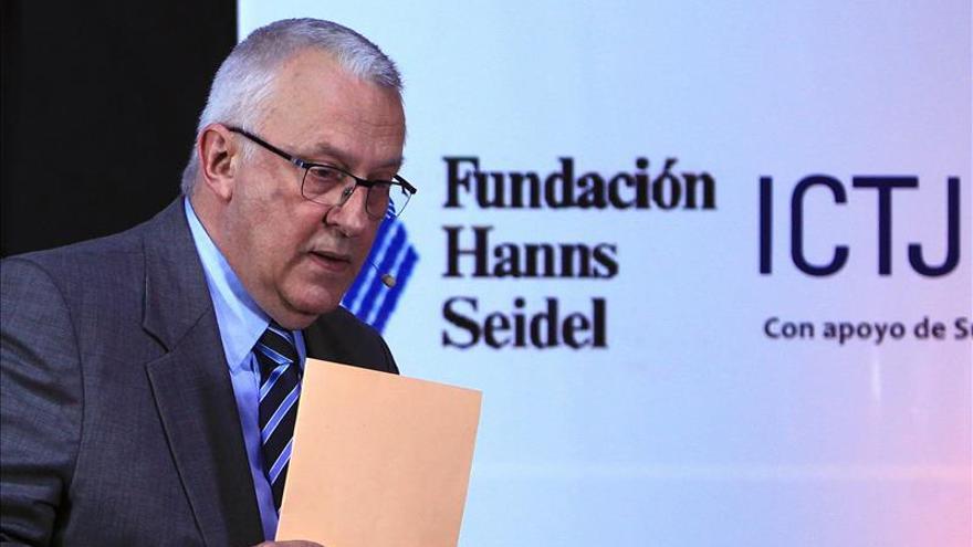 La CPI afirma que Colombia puede cumplir con el Estatuto de Roma y ser flexible en el posconflicto