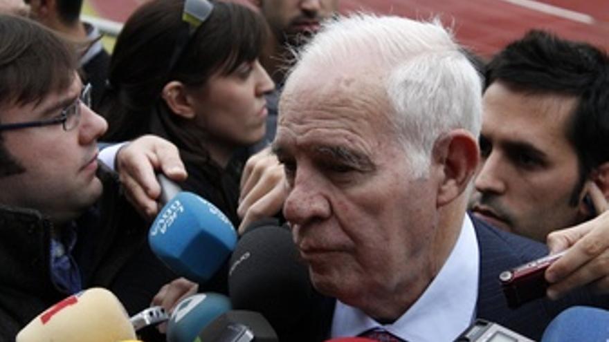 Luis Aragonés, Ex-Seleccionador Español