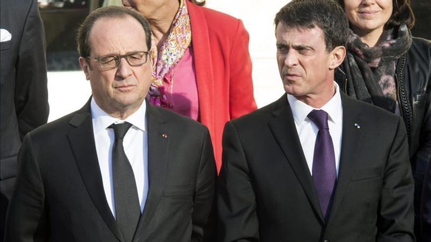 El Gobierno francés se reúne para encarar su último año completo de mandato