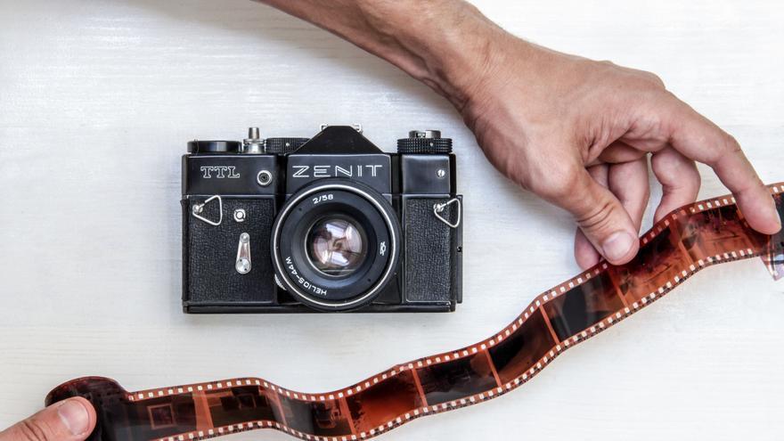 Pasión por la fotografía analógica en plena era digital: ¿por qué ...