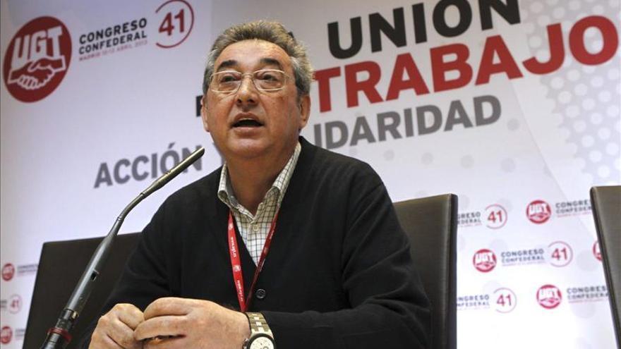 UGT destaca que 2013 ha vuelto a ser un año de destrucción de empleo