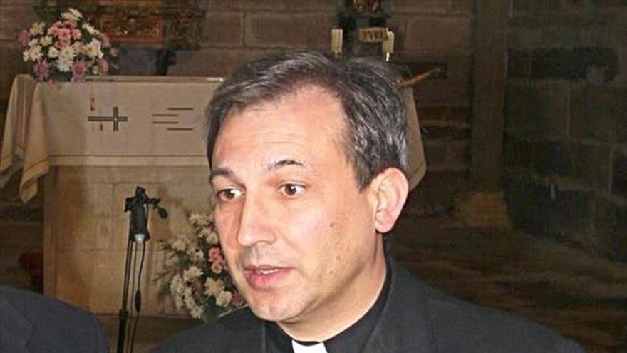El Vaticano concede el arresto domiciliario al español Vallejo Balda