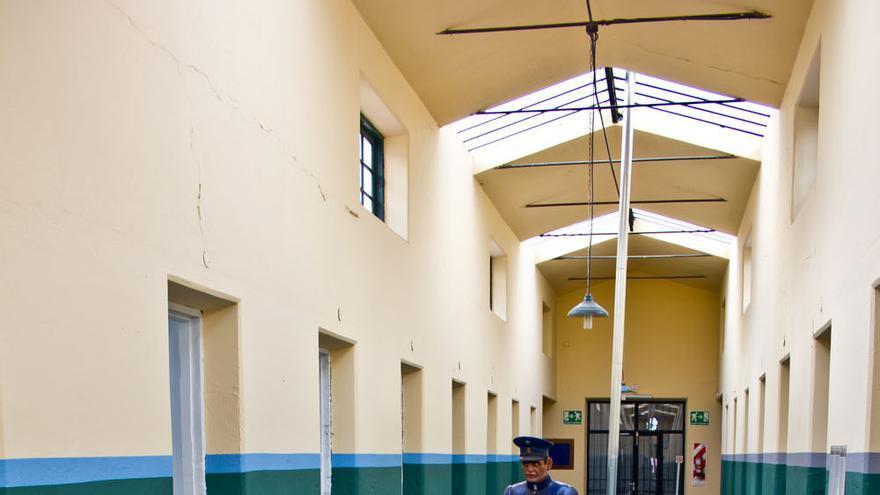Galería del Penal del fin del mundo, en Ushuaia. VIAJAR AHORA
