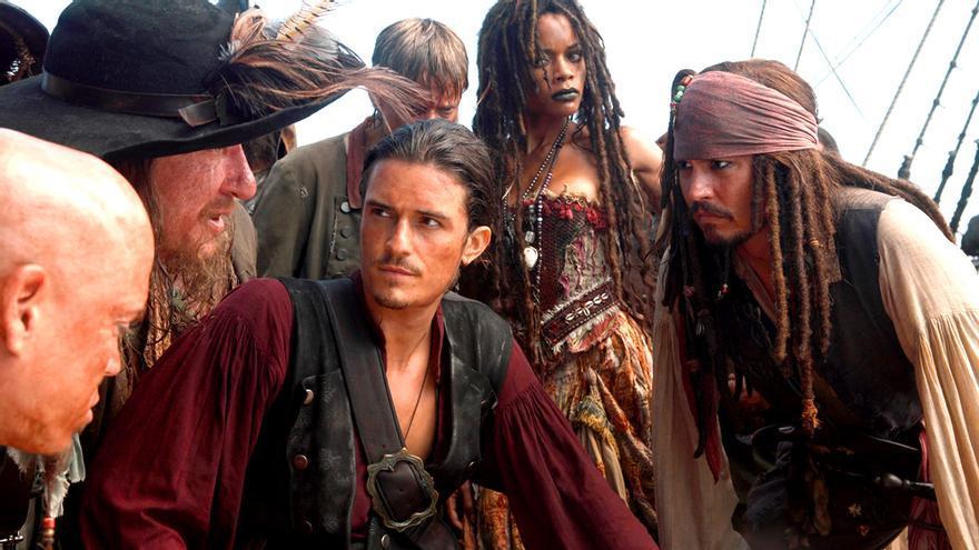 Piratas del Caribe 3 obtiene un buen botín de share en FDF