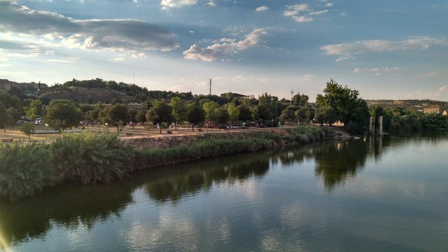 El río Tajo a su paso por Toledo / Fidel Manjavacas