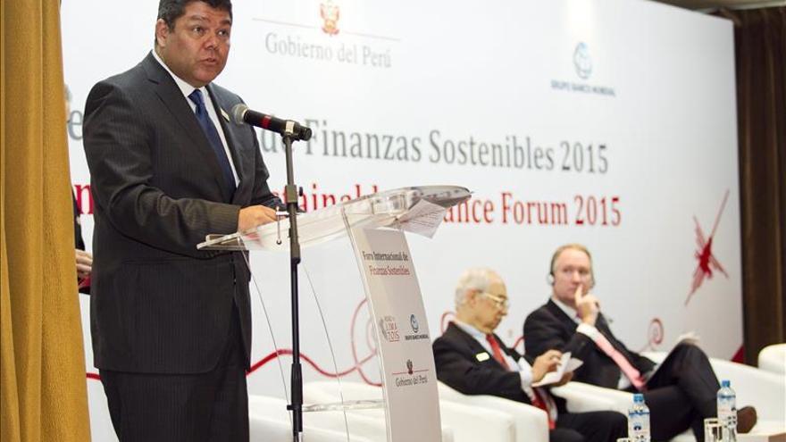 Foro de finanzas sostenibles reúne en Lima a 150 participantes de 25 países