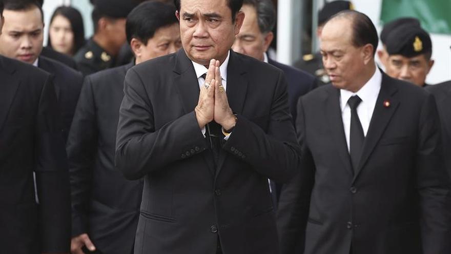El ex primer ministro tailandés es nombrado nuevo presidente del consejo privado