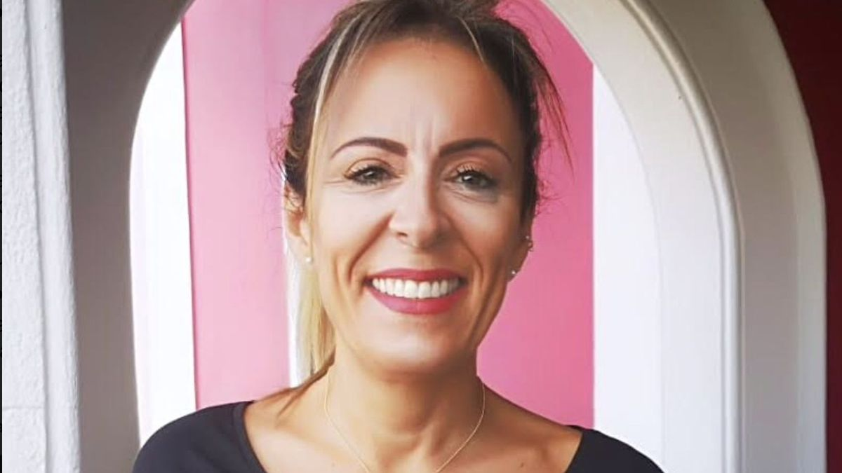 Ángeles Fernández, consejera de CC en el Cabildo de La Palma.