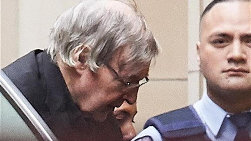 Un tribunal australiano ratifica la condena por pederastia contra el cardenal Pell