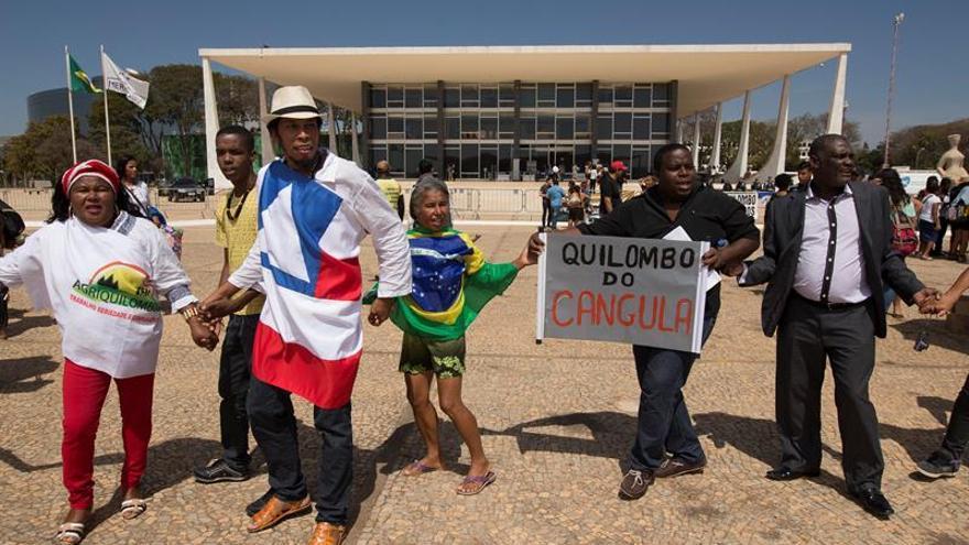 El Supremo de Brasil ratifica que el Estado puede ceder tierras a los indios