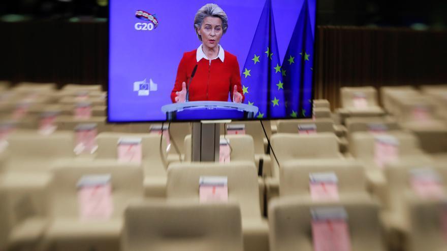 La UE y el G20 organizarán una cumbre global para prepararse ante nuevas pandemias