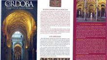Evolución de los folletos relativos a la Mezquita Catedral de Córdoba
