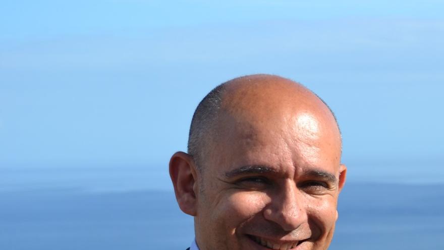 Antonio Blanco, concejal de Ciudadanos en el Ayuntamiento de Santa Cruz de Tenerife