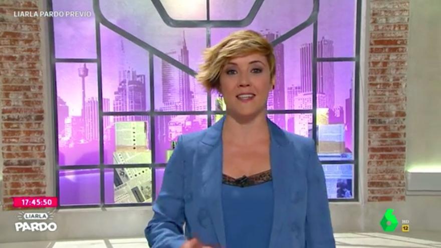 """Cristina Pardo, sobre Eurovisión: """"Miki cantó bastante mejor que Madonna"""""""