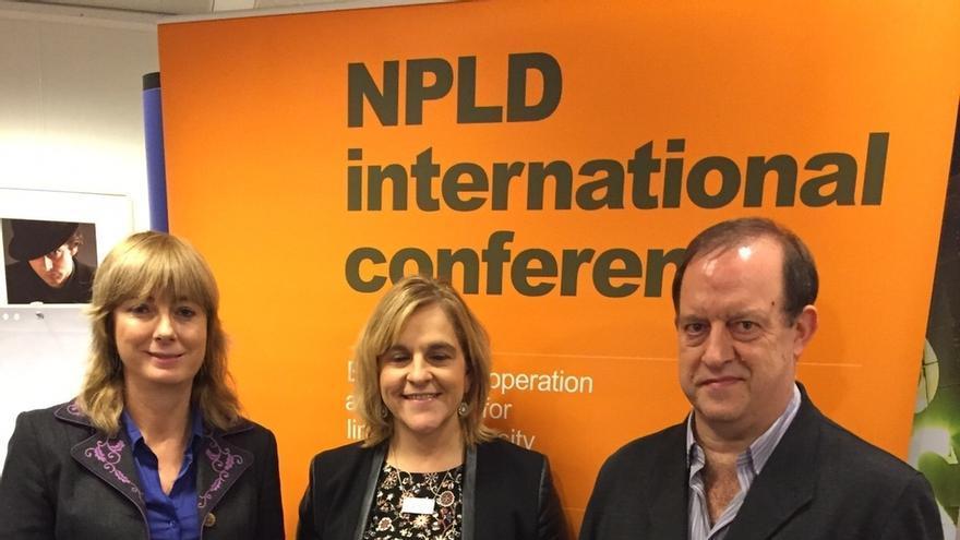 Ana Ollo conoce en Bruselas los programas y fondos de la UE de los que se podrá beneficiar Navarra