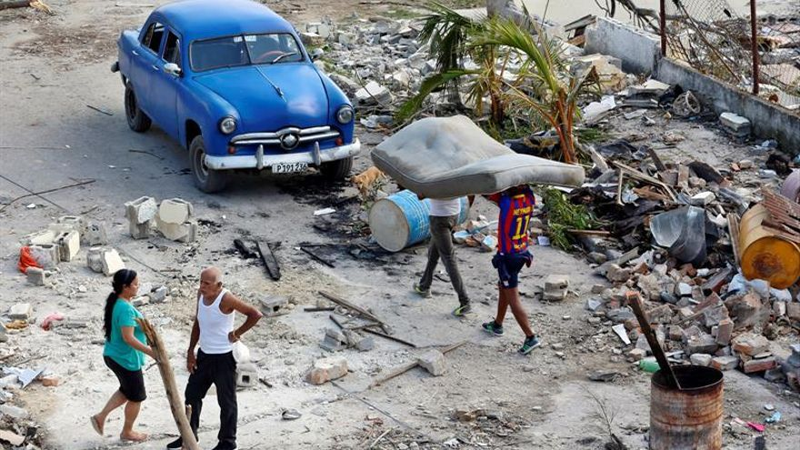 Casi 10.000 personas fueron desplazadas en La Habana tras el intenso tornado