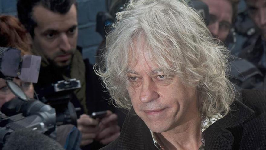 """La canción del 30 aniversario de la campaña """"Band Aid"""" de Geldof, número uno en ventas"""