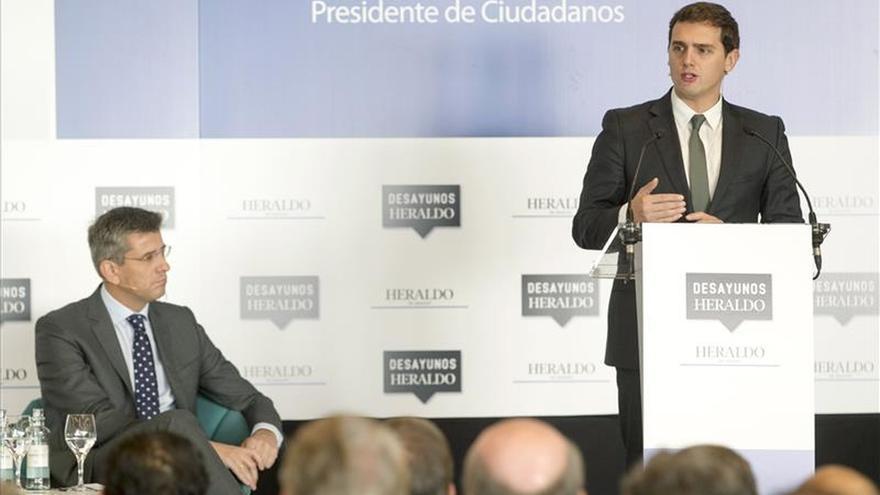 Rivera: El mejor antídoto contra el separatismo es que C's gane a CDC el 20D