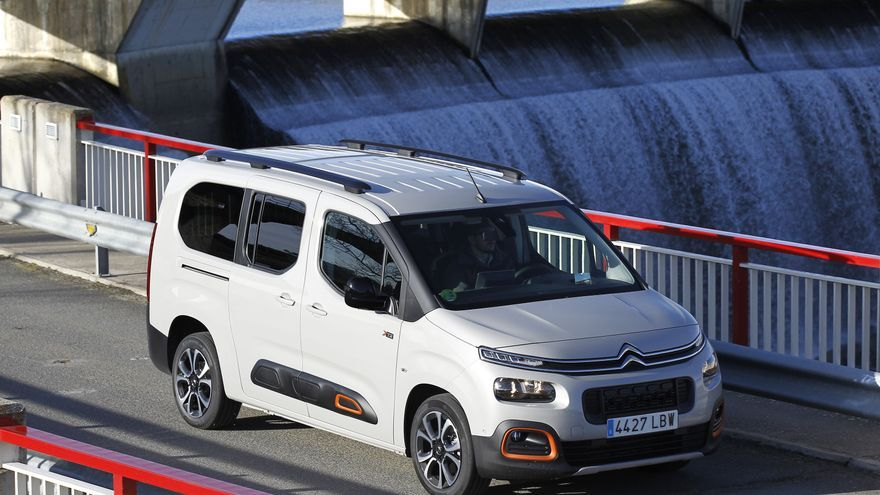 Citroën Berlingo.