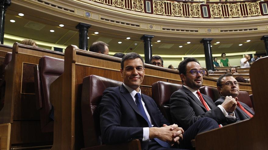 El PSOE anima a Rajoy a consolidar para su investidura el apoyo que ha tenido de nacionalistas e independentistas